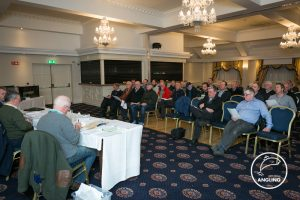 Club members at the Trim Athboy Anglers AGM 2018.