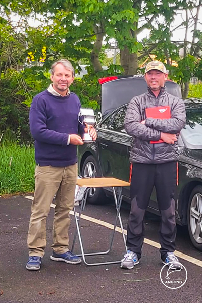 Trim Athboy Angling Association competition winner.